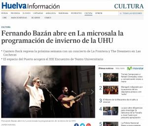 Huelva Información 17:01:18